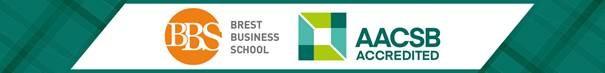 Brest Business School reçoit l'accréditation internationale AACSB