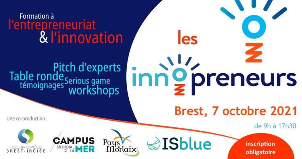 Une journée de formation pour découvrir l'entrepreneuriat et le transfert de technologies en sciences marines !