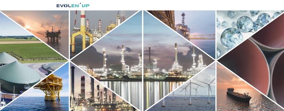 Coopération 7 Technopoles Bretagne et EVOLEN (association d'entreprises des secteurs Oil & Gaz et énergies renouvelables)