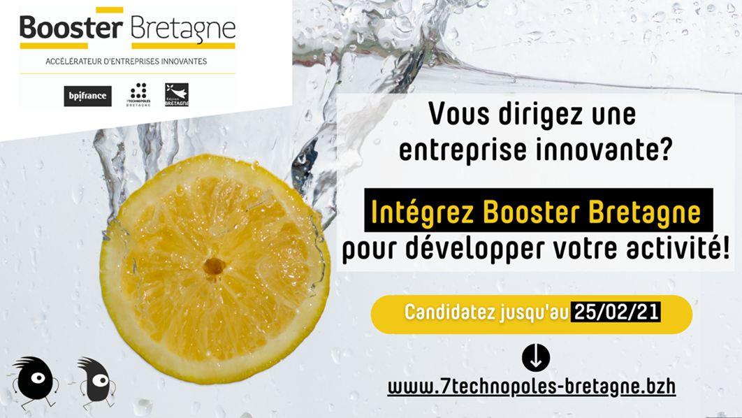 Appel à candidature. Vous êtes une PME bretonne innovante et ambitieuse ?