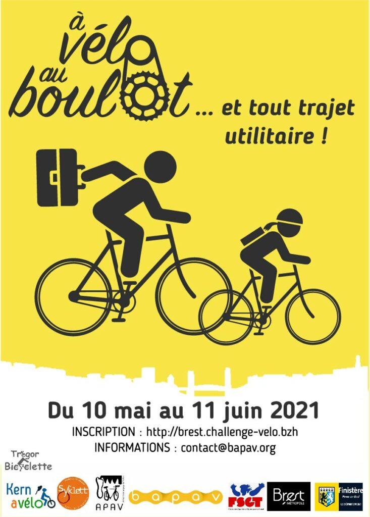Challenge « A vélo au boulot »