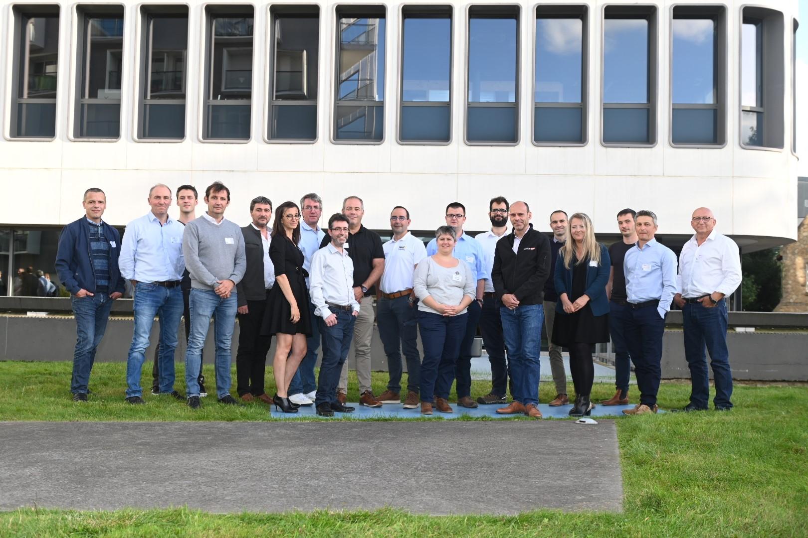 Booster Bretagne : la deuxième promotion de l'Accélérateur dédié aux entreprises innovantes fait le plein