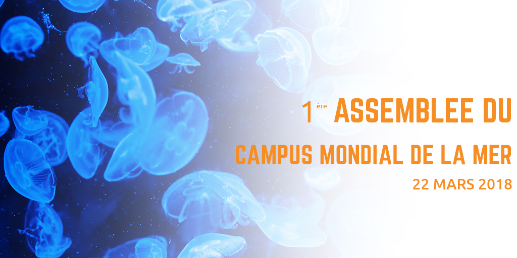 1ère Assemblée du Campus mondial de la mer