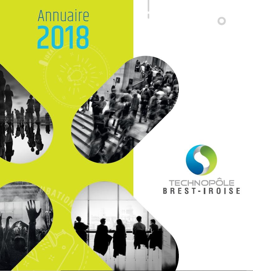 Annuaire des membres de l'association du Technopôle. Nouvelle édition papier. A consulter !