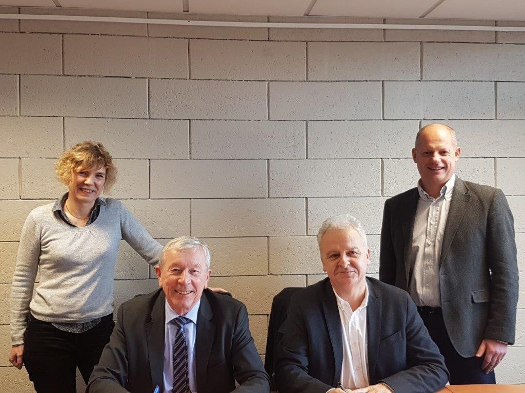 Morlaix Communauté et Technopôle Brest-Iroise, partenariat au service des entreprises innovantes