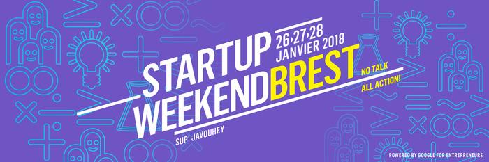 Startup Weekend Brest #5