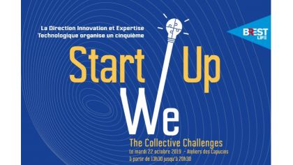 « Start We Up », Naval Group donne RDV aux startups le 22/10 à Brest