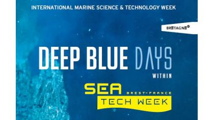 DEEP BLUE DAYS within SEA TECH WEEK, A vous de jouer !