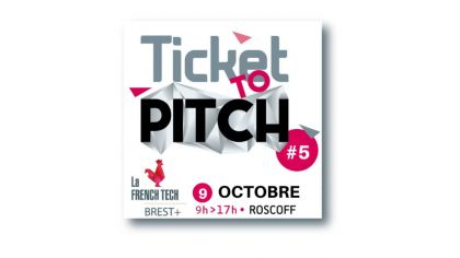 Ticket to Pitch #5 - Save The Date