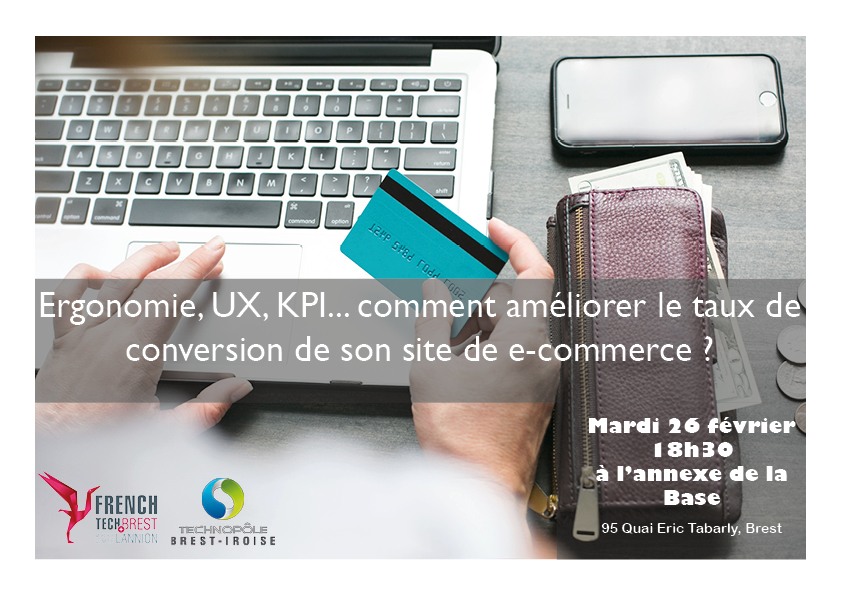 Tech'evening : Comment améliorer le taux de conversion de son site de e-commerce ?